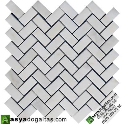 Fileli Mermer Mozaikler -AT1013