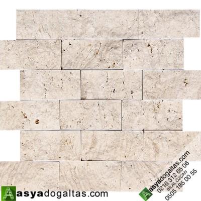 5×10 Doğal Taş Patlatma Duvar Kaplama - AT1329