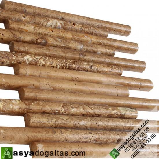 Bambu Model Doğal Taş Duvar Kaplama Dekorasyon - AT1371